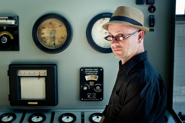 Arcangel Constantini, electronic artist.
