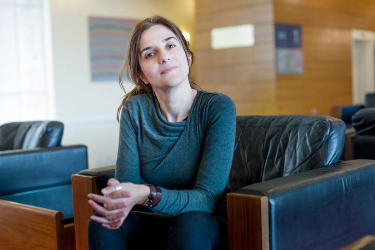 Patrícia Beldade, evolutionary biologist.