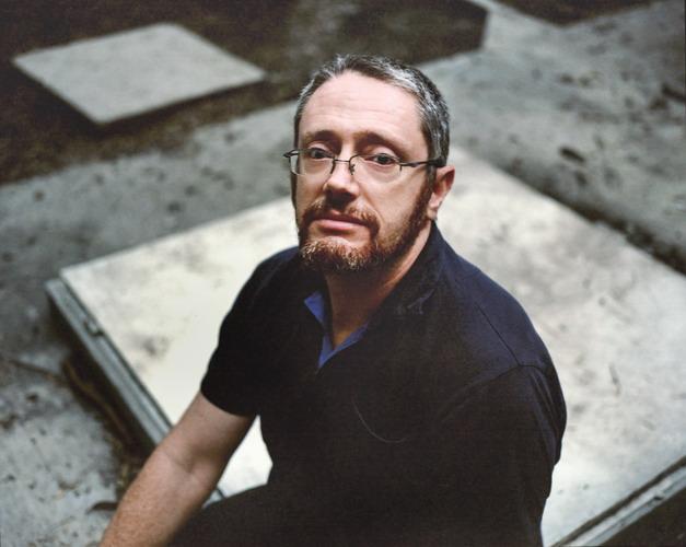 Rodrigo Sigal, electroacoustic composer.